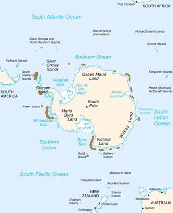 Penguin habitat map - photo#43